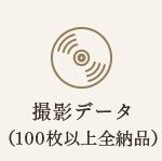 撮影データ(CD-R)