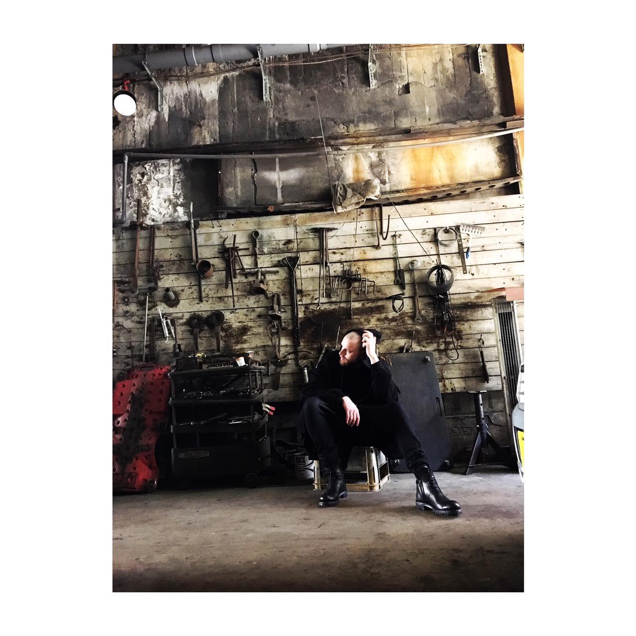 パリファッションウィーク用カタログ写真