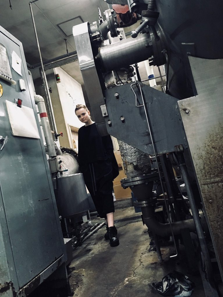 ヘアメイク 編み込み モデル アパレル 撮影 大阪 撮影 patrick-osaka ファッション fashion 出張 ロケ  撮影