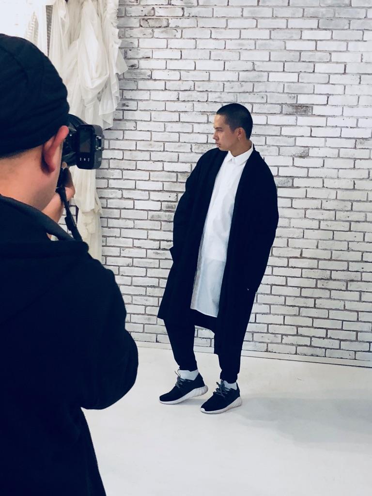 ヘアメイク 役者 プロフィール撮影 モデル アパレル 撮影 大阪 撮影 patrick-osaka ファッション fashion 出張 ロケ  撮影