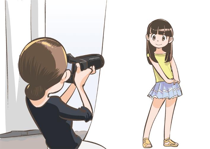 パトリック大阪のオーディション(宣材)写真 オーディション(宣材)で受かる写真のコツをお伝え