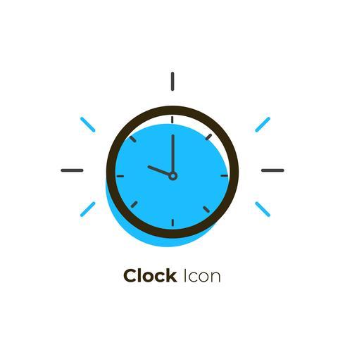 時計イラスト