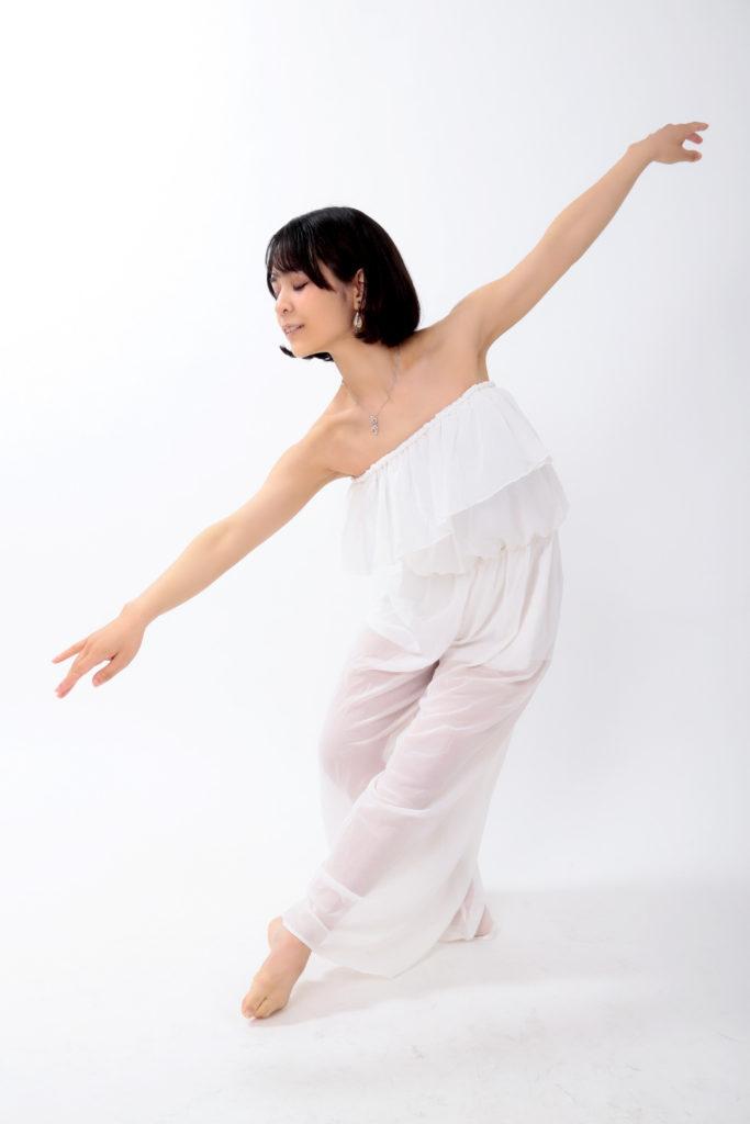 ミュージカル女優のオーディションに使用するプロフィール(宣材)写真