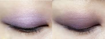 アイシャドウベースを使う事によってまぶたの発色が変化する