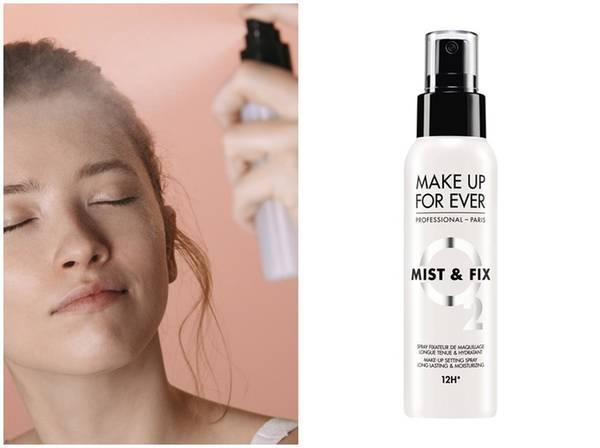 MAKE UP FOR EVER(メイクアップフォーエバー) ミスト&フィックス