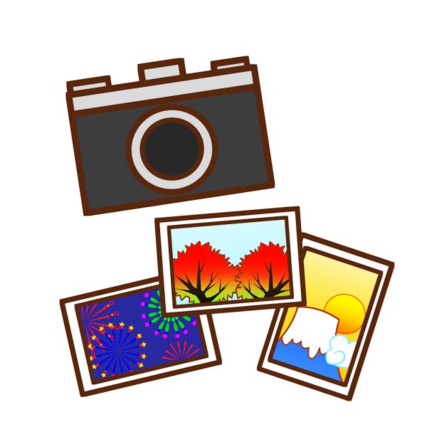 写真のイラスト