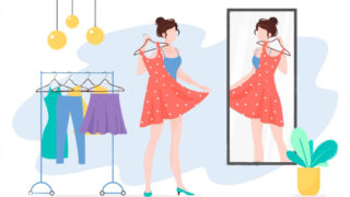 宣材写真の服装ってどう選ぶの?自分に合う服の選び方