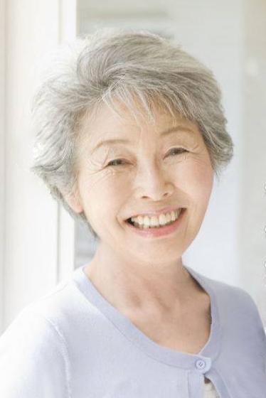 おばあちゃんの写真